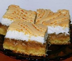 Csak a saját felelősségedre süsd meg, mert hamar a rabja lehetsz! Apple Cake Recipes, Sweets Recipes, Baby Food Recipes, Baking Recipes, Romanian Desserts, Romanian Food, No Cook Desserts, Just Desserts, Jam Cookies
