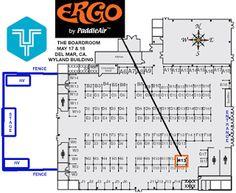 PaddleAir Blog: Ergo by PaddleAir at The Boardroom International S...