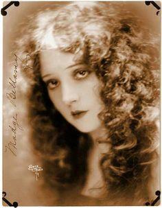 Madge Bellamy silent film actress