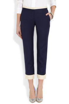 Diane von Furstenberg|Malie woven pants