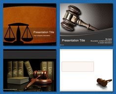 #powerpoint #templates - Law