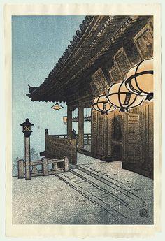 Nigatsudo by Nisaburo Ito