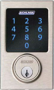 Atlanta Home Builder First to Debut New Home Technology with Schlage Touchscreen Deadbolt