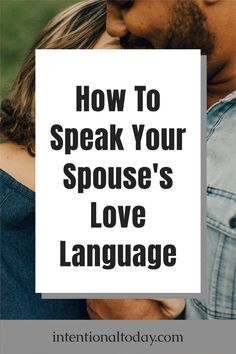 Most spouses want to love well. Unfortunately, they don't consider the sacrifice that is involved with loving well. Here's why speaking your spouse's love language is a race to the bottom. Not to the top. #marriageadvice #newlyweds #lovelanguage #hope #intentionaltoday