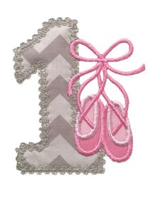 Sets :: Birthday Sets :: Ballet Numbers
