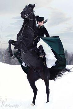 конная охота 19 век