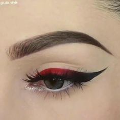 How to: 36 Perfect Winged Eyeliner Every Time - Cat Eye Makeup Ideas Gewusst wi. - How to: 36 Perfect Winged Eyeliner Every Time – Cat Eye Makeup Ideas Gewusst wie: 36 Perfect Win - Applying Eye Makeup, Cat Eye Makeup, No Eyeliner Makeup, Eye Makeup Remover, Smokey Eye Makeup, Eyeliner Ideas, Asian Makeup, Korean Makeup, Halloween Eye Makeup