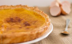 food and life! Portuguese Recipes, Pie, Homemade, Desserts, Food, Cherry Clafoutis, Family Recipes, Closed Eyes, Phyllo Dough