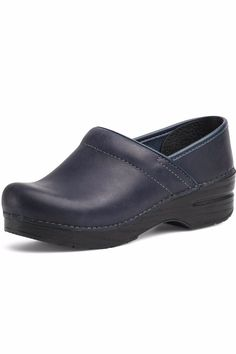 This professional iconic clog loved by millions delivers unbeatable comfort and all-day support. This has leather and or fabric uppers, padded instep collar for comfort when walking, roomy reinforced toe box for protection with plenty of 'wiggle room' for your toes.     Blueberry Leather Clog by Dansko. Shoes - Sandals - Flat New Jersey