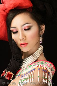 Hmong Beauty by ~HouaVang on deviantART