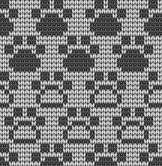 Подбор цветовой гаммы для вязания жаккардового узора Fair Isle Knitting Patterns, Knitting Machine Patterns, Knitting Charts, Knitting Stitches, Knitting Designs, Crochet Cross, Crochet Chart, Filet Crochet, Knitted Christmas Stockings