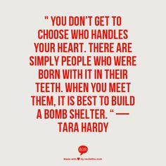 Tara Hardy