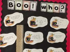Halloween Math Centers with a Freebie!