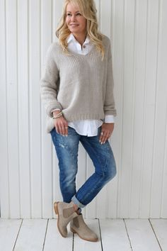 MARILYN Jumper, BEIGE
