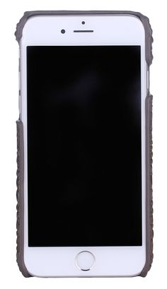 Amazon.com: iCASEIT Genuine Leather iPhone Case - Genuine, Unique & Premium for iPhone 6 - Crocodile Head Pattern - ENSTATITE: Electronics