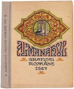 Almanahul graficei române 1927. Cover, Books, Style, Libros, Swag, Book, Book Illustrations, Outfits, Libri