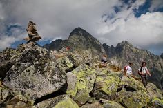 Summer hike High Tatras, Sea Level, Central Europe, Alps, Mount Everest, The Good Place, Hiking, Mountains, Park
