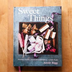 Get Ready to Channel Your Inner Willy Wonka with This Cookbook- Sweet things