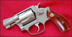 """Smith and Wesson Model 60-3 """"Lady Smith"""" .38 cal. was my wife's choice"""