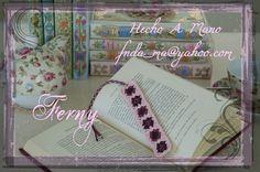 173 Separador de Libros de Mosaicos / Granny's Bookmark.  Mosaicos a Crochet / Crochet Granny Bookmark  https://www.facebook.com/Ferny.HechoAMano/photos/pb.269222416525542.-2207520000.1423066877./654446764669770/?type=3&theater