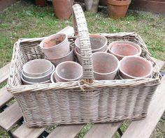 Handmade pots x