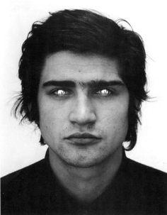 Giuseppe Penone 'Rovesciare i propri occhi'  1970