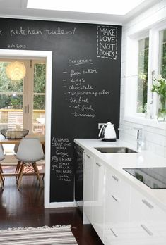 wall board in the kitchen why not design your kitchen walls like that