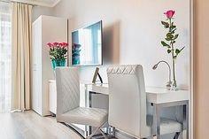 Apartament w kolorze białym, bieli