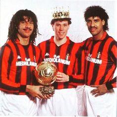 El Milan de los Holandeses