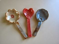 DirtKicker PoTTerY: Clay Project for Kids - Making Pottery Spoons with Rozzi -