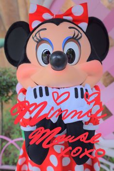 Love this pin of Minnie! Pluto Disney, Disney Mouse, Mickey Minnie Mouse, Disney Dream, Disney Fun, Disney Parks, Walt Disney, Minnie Mouse Pictures, Disney Pictures