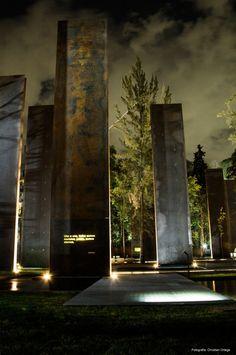 Memorial To Victims Of Violence / Gaeta-Springall Arquitectos