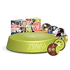 image of Zumba® Incredible Results DVD Set