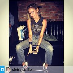 """""""#Repost from @chrissiemiller with @repostapp Can't see my #normcore vibes with the repost banner @chrissiemiller geekinthefckout!!! @dreadematteo…"""""""