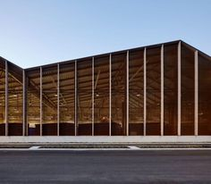 Longva arkitekter, Ivan Brodey · Smestad Recycling Centre