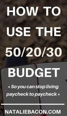 The Budget – Finance tips, saving money, budgeting planner Ways To Save Money, Money Tips, Money Saving Tips, Money Budget, Budgeting Finances, Budgeting Tips, Monthly Expenses, Budget Help, Money Saving Challenge