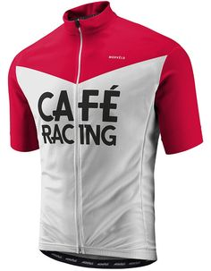 Buy your Morvelo Cafe Racing Short Sleeve Jersey - Internal from Wiggle. 10e231946