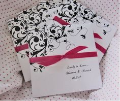 Personalized CD Holders - Lottery Ticket Holders -  party favors - wedding favors