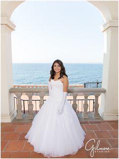 Debutante portrait photography - Las Madrecitas/Las Ninas - Palos Verdes, CA - Gilmore Studios