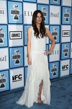 Kate Beckinsale at the Film Independent's Spirit Awards, 2008