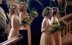 Noiva com Classe: Downton Abbey: casamento de Lady Mary e Matthew Crawley