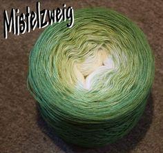 Mistelzweig – Wolle Bee´s – Underbart garn