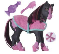 Color Change Pony Horse Bath Toy