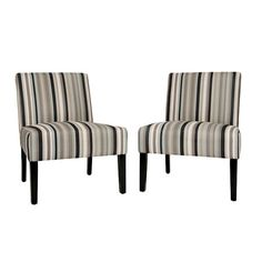 angelo:HOME Bradstreet Accent Chair I (Set of 2)