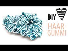 DIY MODE | Haargummi nähen