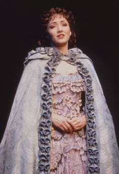 Christine Daae in The Phantom of the Opera Chip Costume, Broadway Costumes, Gaston Leroux, Music Of The Night, Much Music, Lovely Eyes, Masked Man, Love Never Dies, Phantom Of The Opera