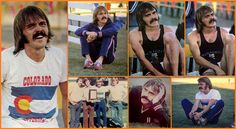 75-05-29 Steve Prefontaine's last race day attire, Eugene, Oregon, May 29, 1975 | Flickr - Photo Sharing!