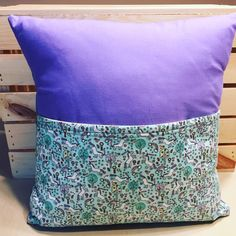Unicorn & Rainbows Pocket Pillow by thescrappyquilter22 on Etsy