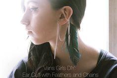 DIY earcuff
