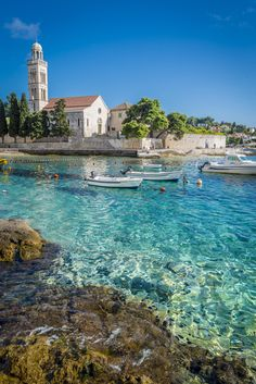 Ten beautiful towns in Croatia.We go from the truffle-rich forests of Istria in the north, to the wild hills of the Dinaric Alps and the sun-kissed coastline of the Adriatic in search of the 10 most beautiful towns in all of Croatia. Places Around The World, Oh The Places You'll Go, Places To Travel, Places To Visit, Holiday Destinations, Vacation Destinations, Dream Vacations, Holiday Places, Croatia Destinations